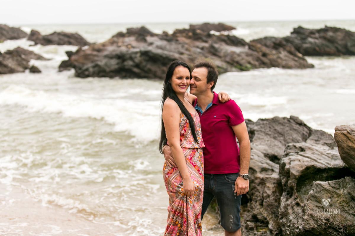 Foto de Crislaine e Cristiano