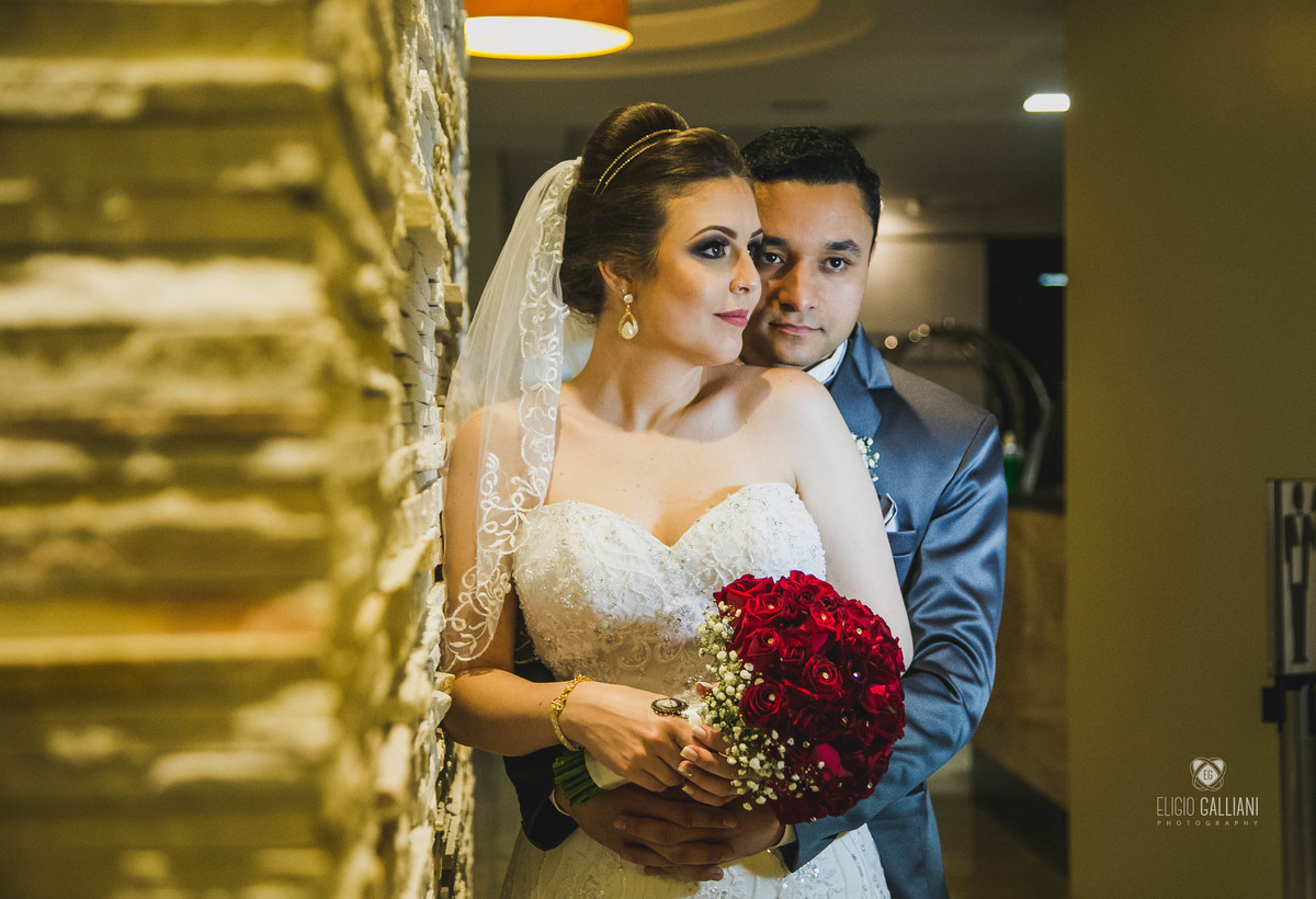 Foto de Joice e Renaldo