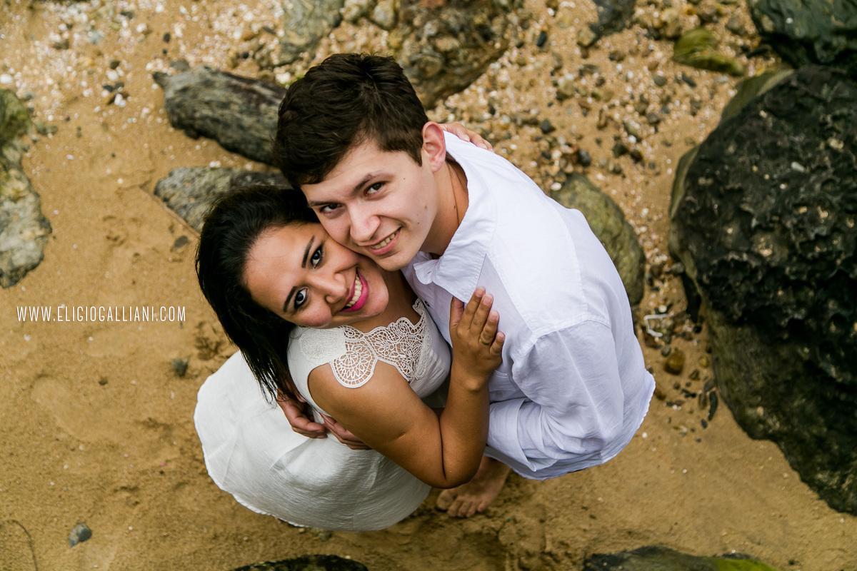Foto de Patricia e Douglas
