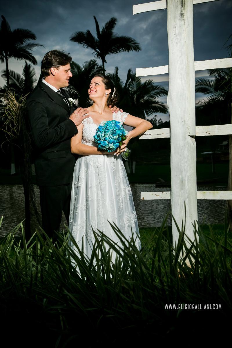 Foto de Rosana e Celso