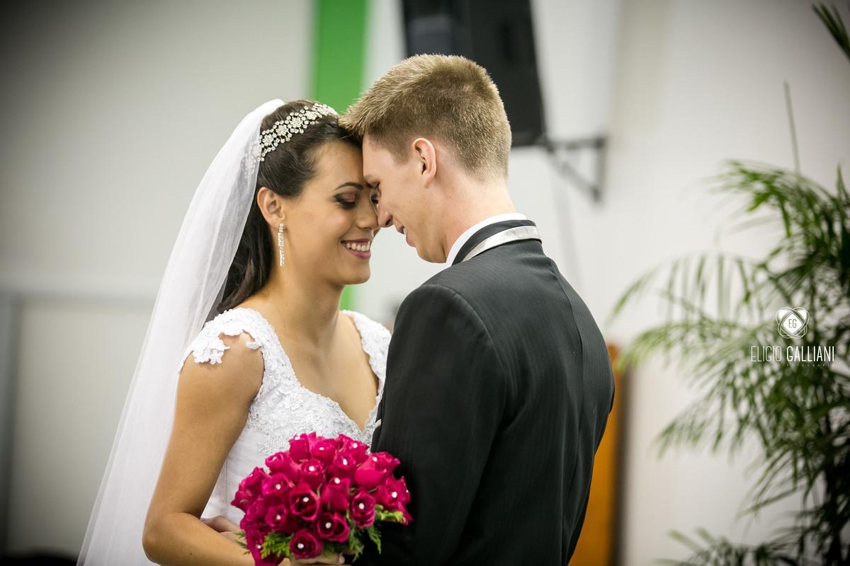 Foto de Meiry e Timótheo