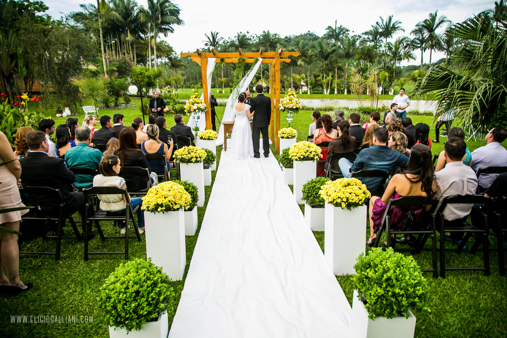 Imagem capa - Destination Wedding por Eligio Galliani Fotografia
