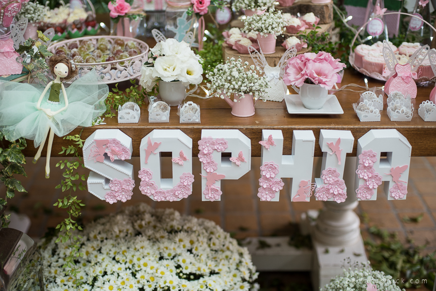 Foto de Sophia 5 anos