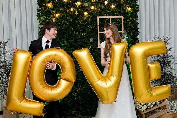 Casamentos de Angela & João