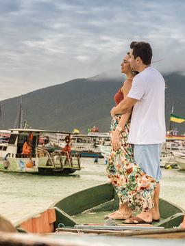 Casamento de Ensaio de Camille e Flávio em Arraial do Cabo, Rio de Janeiro