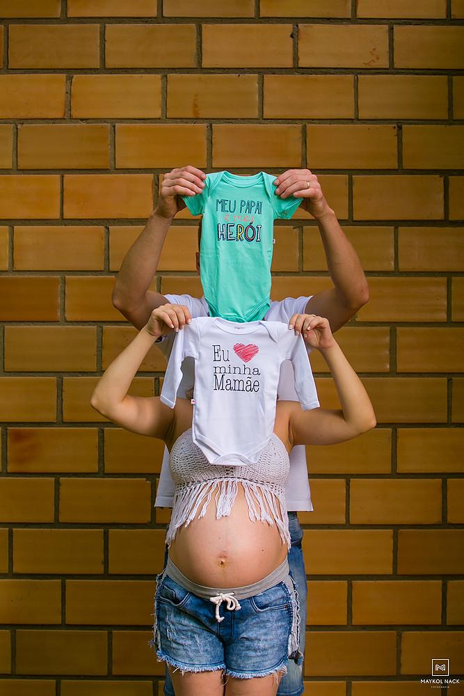 ensaio de gravidez