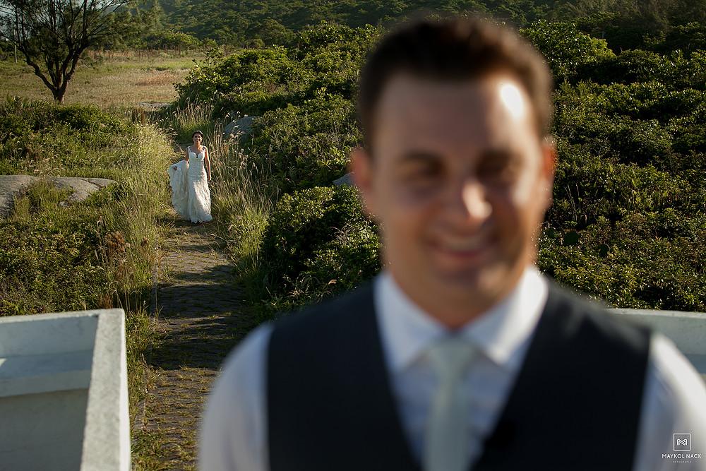 lá vem a noiva