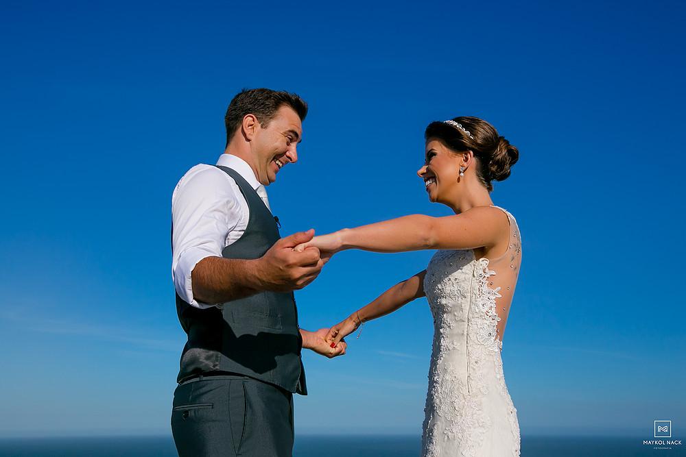 first look casamento