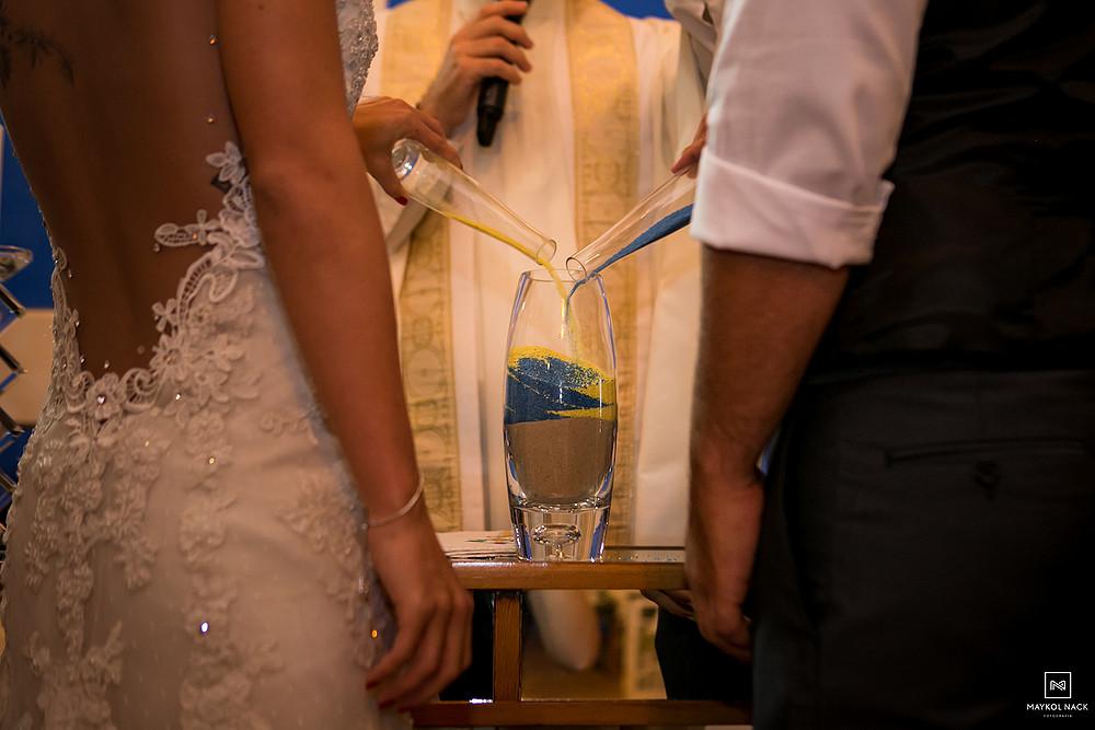 como fazer cerimonia de casamento