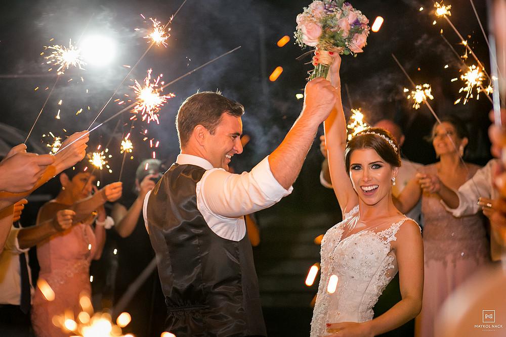 sparkles em casamento