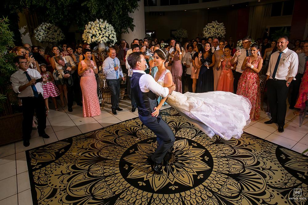 dança diferente para noivos