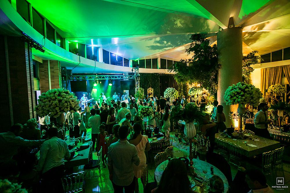 festa de casamento laguna tourist hotel