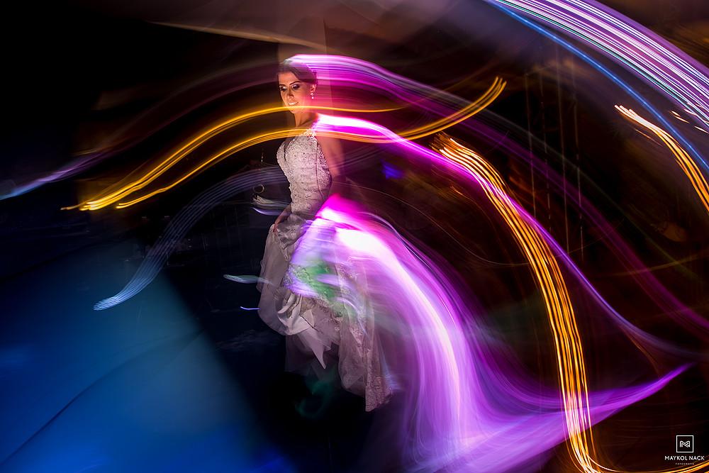 noiva dançando casamento