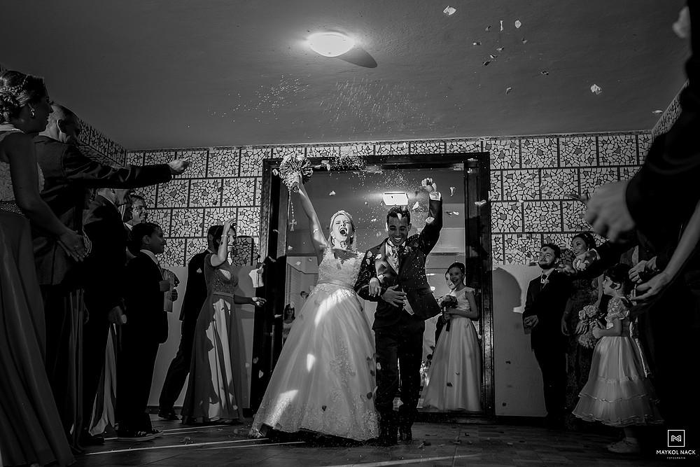 noivos casamento jaguaruna