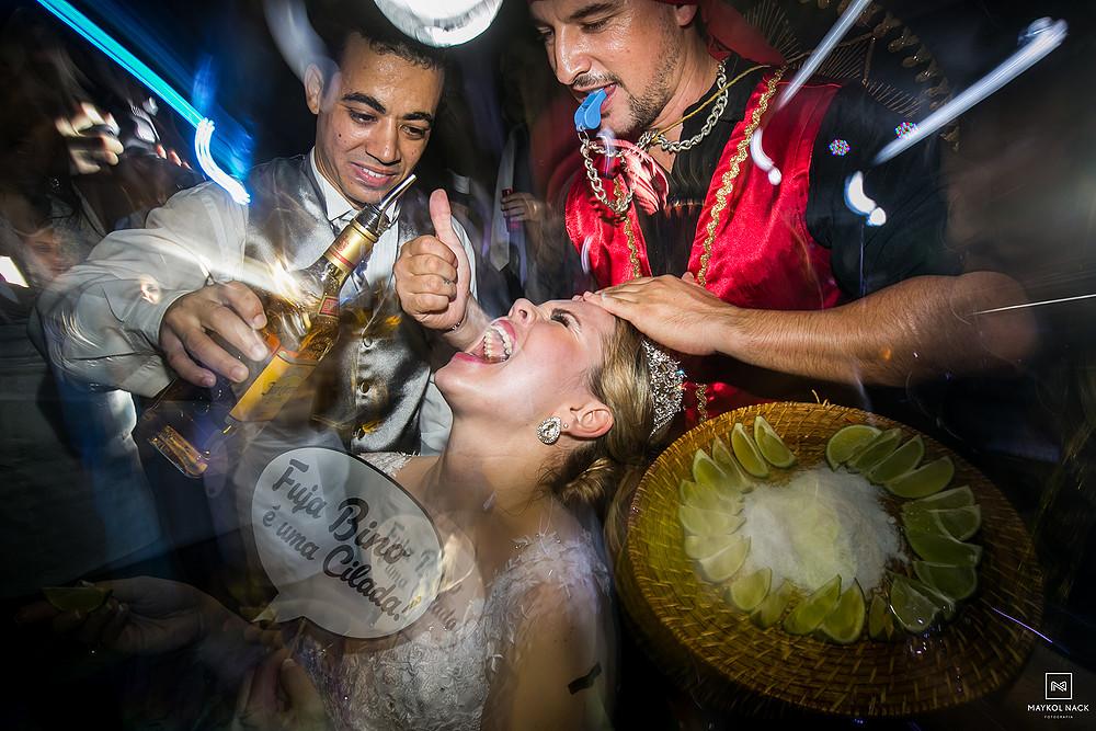 tequila casamento