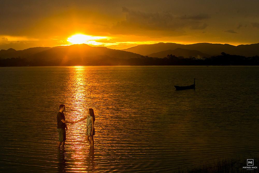 lagoa ibiraquera