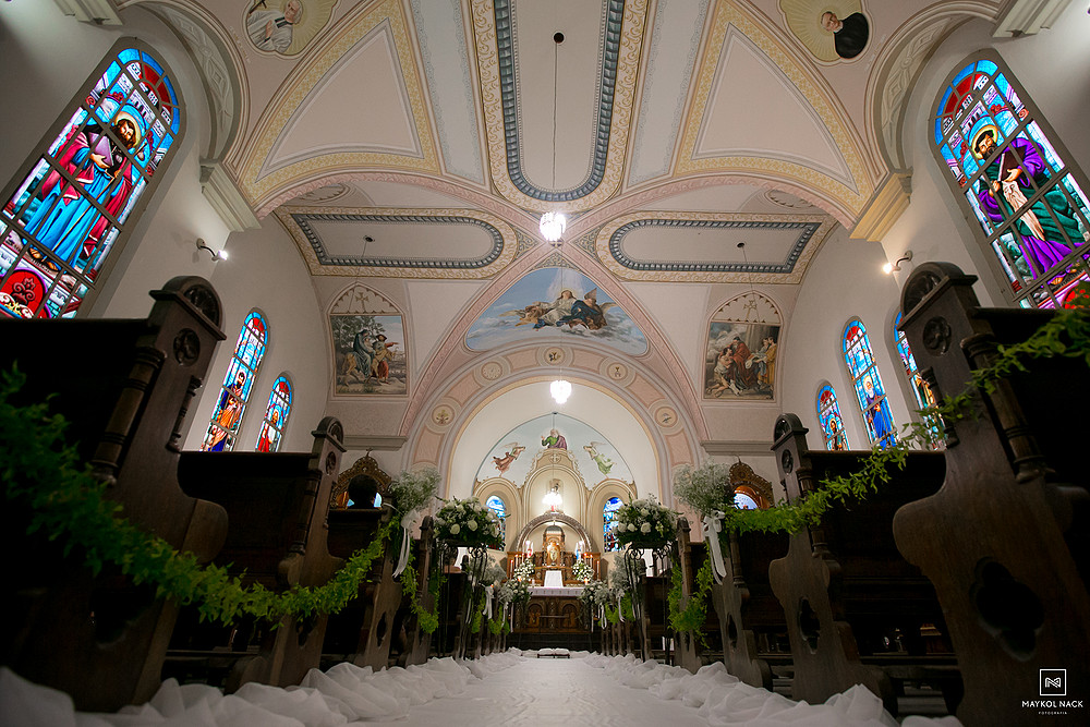 igreja vargem do cedro