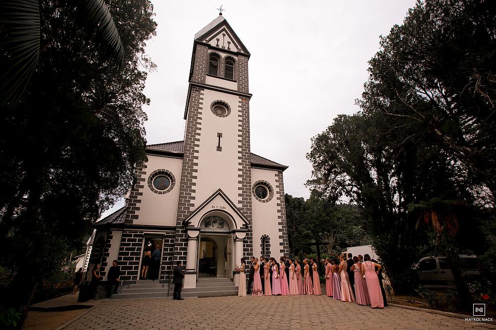 igreja vargem do cedro casamento