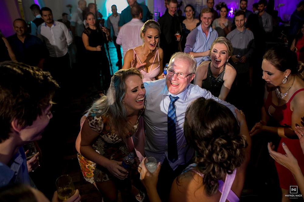 pai do noivo casamento