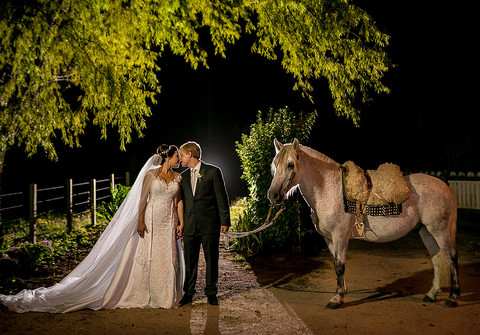 Casamentos de Edina e Otavio