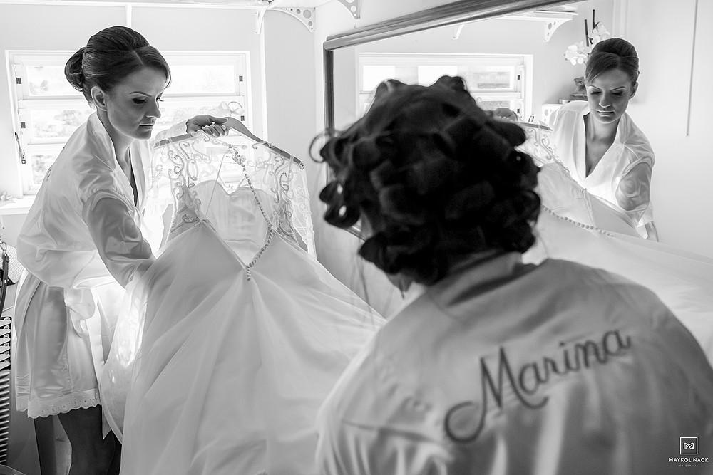 fotos de casamento vestido