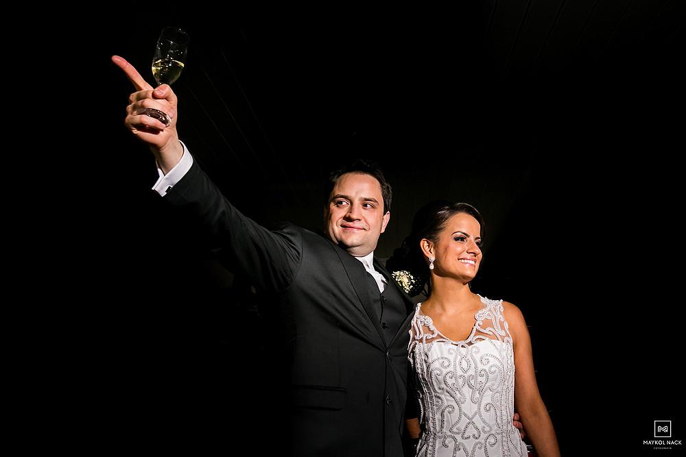 noivos casamento braço do norte