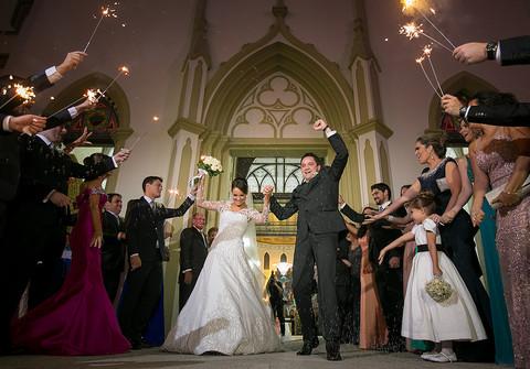 Casamentos de Marília e Eduardo