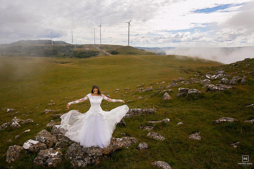 Vestido de casamento santa catarina