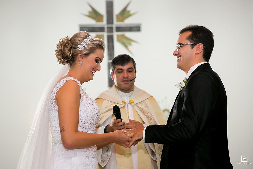 casamento em armazém