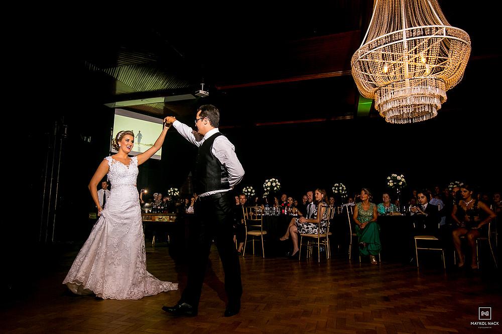 dança dos noivos casamento armazém