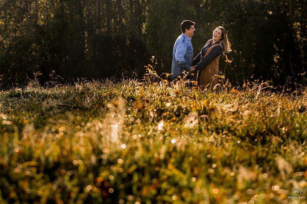 ensaio de casal na serra