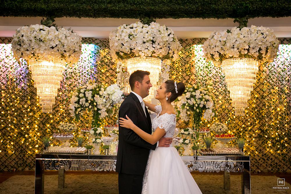 noivos casamento michele moraes