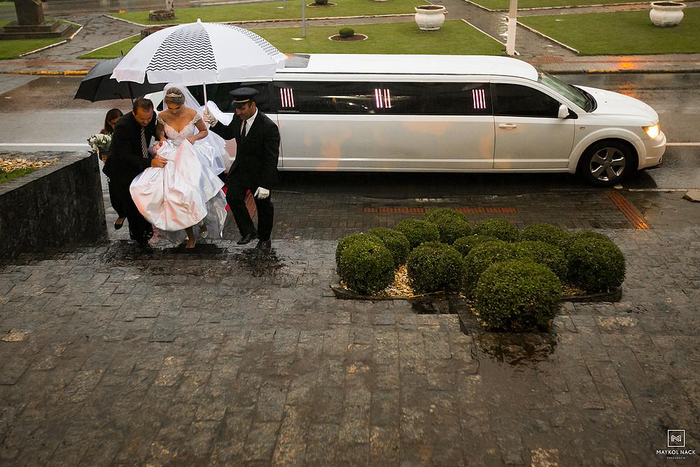 limousine noiva casamento