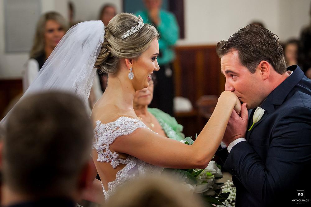encontro dos noivos casamento