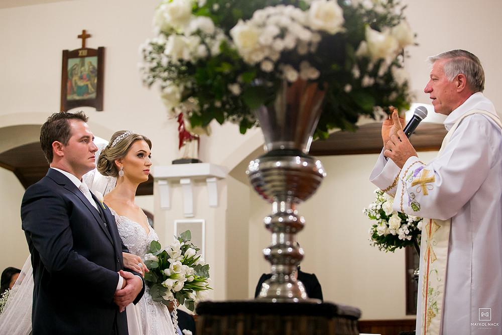 fotos de cerimonia de casamento em sao martinho