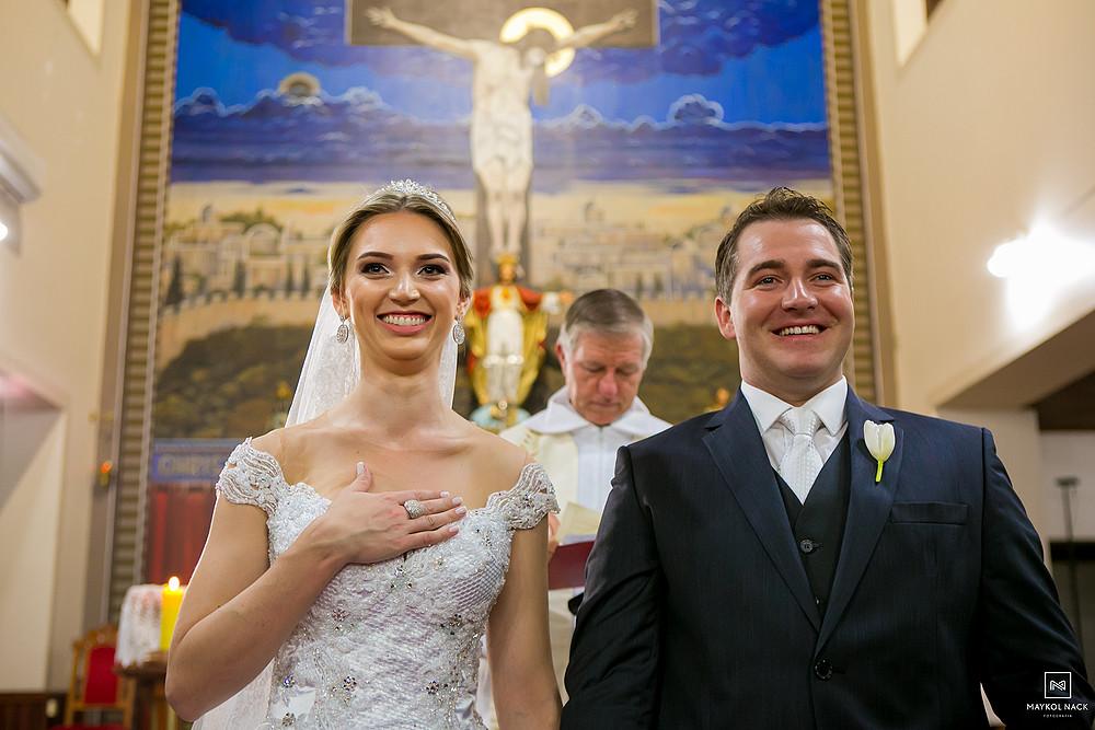 noivos em casamento sao martinho