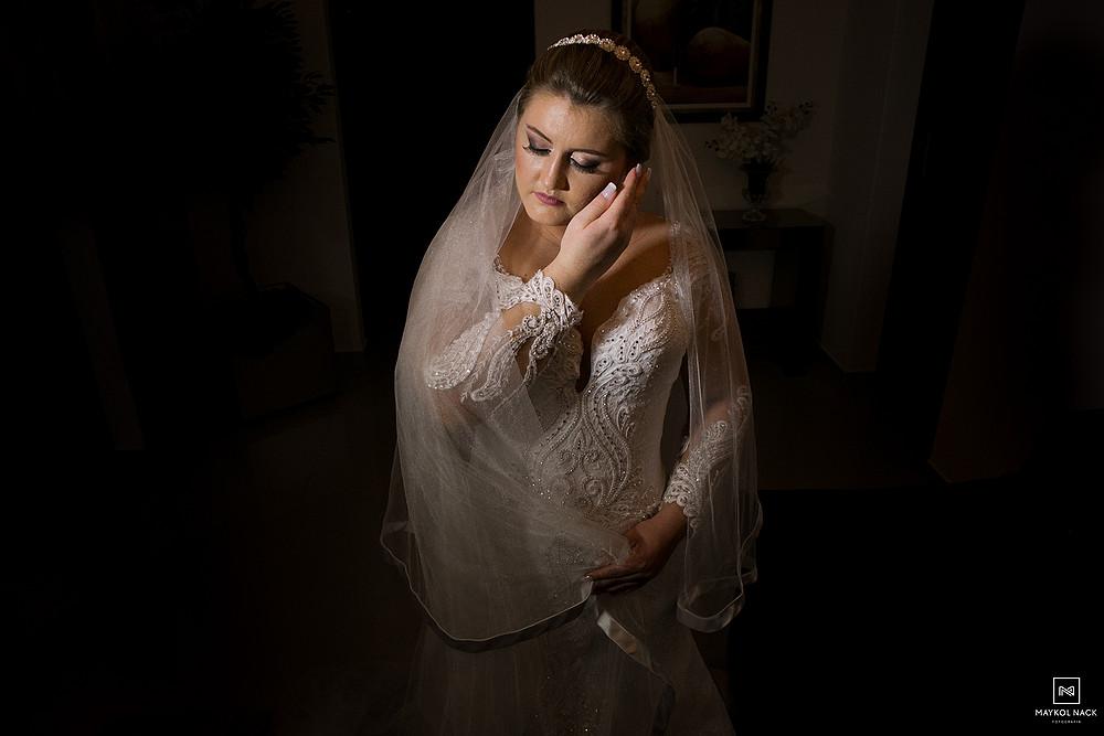 vestido de noiva içara