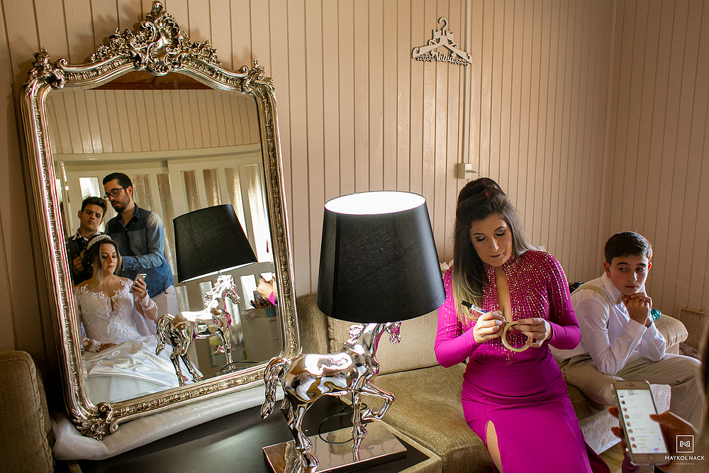 preparativos noiva orleans