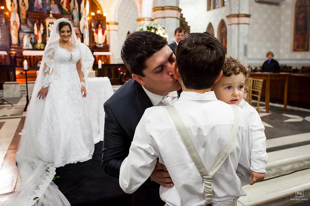 fotógrafo de casamento braço do norte