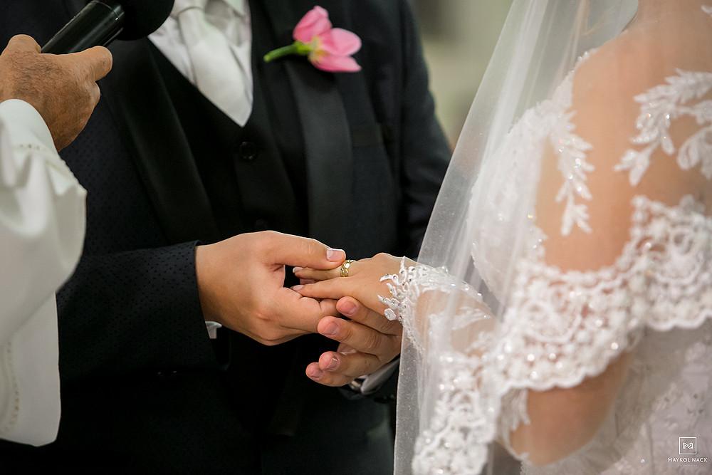 casamento em braço do norte