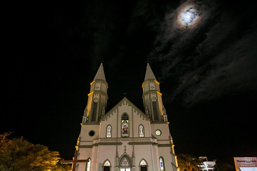igreja matriz braço do norte