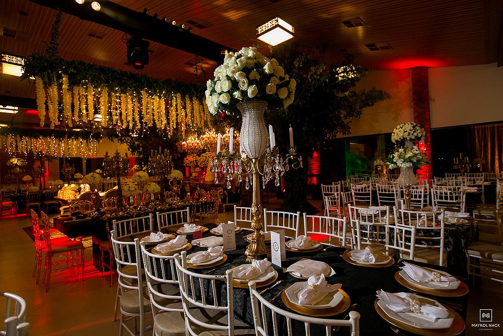 decoração casamento creative festas