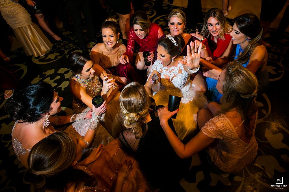festa para casamento
