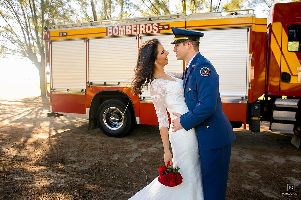 ensaio bombeiro militar