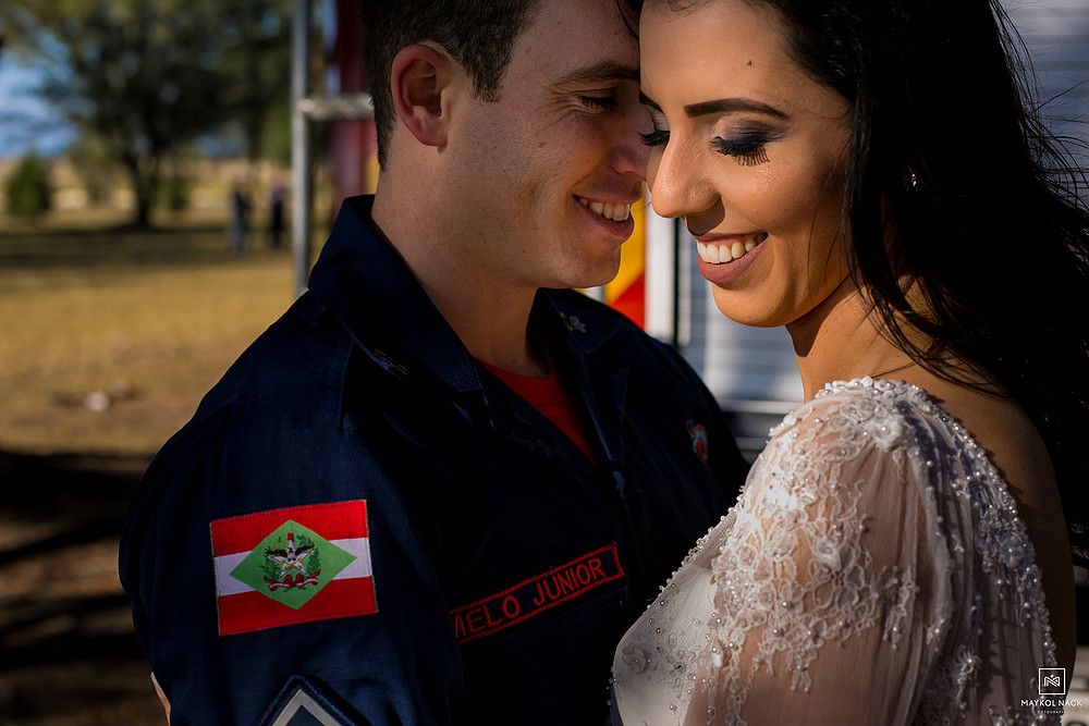 fotos de book bombeiro