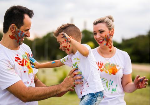 Famílias de Fotografia de Família  |  Davi Daiani Alessandro