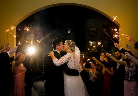 Casamentos de Francine e Vitor