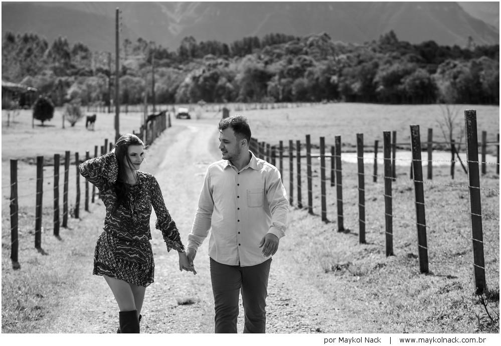 ensaio de casamento em siderópolis