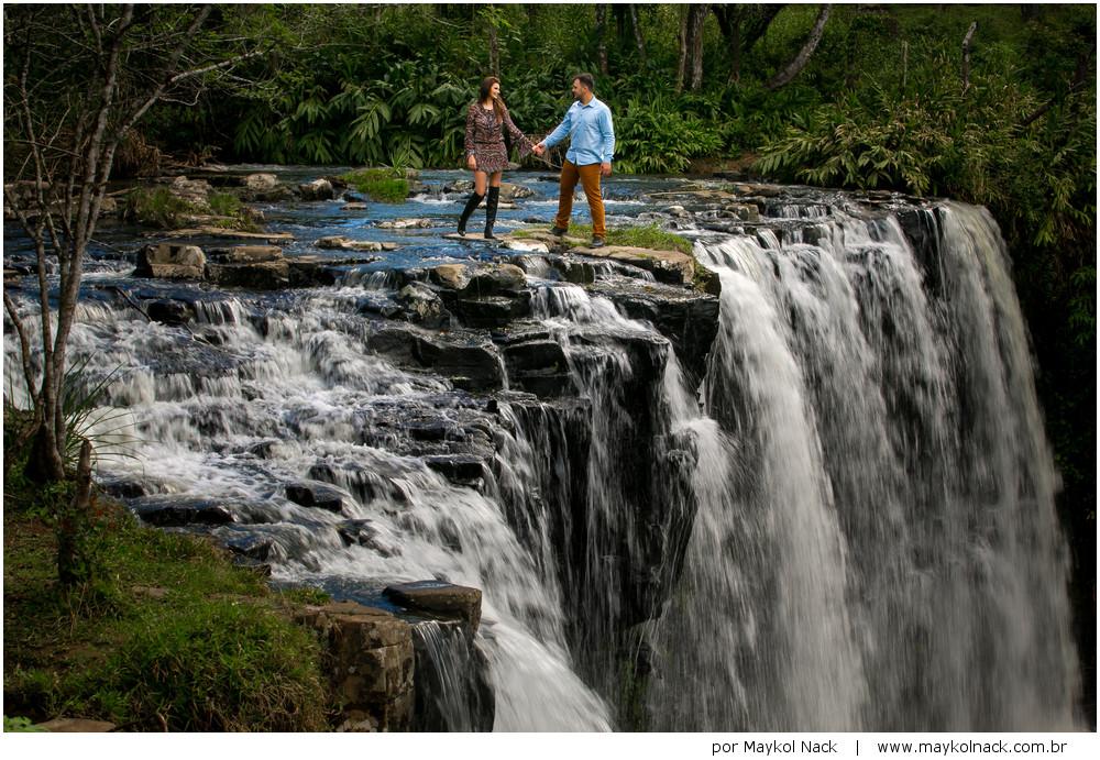 cachoeira em siderópolis