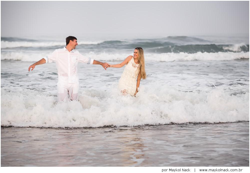 sessao de noivos praia do rosa